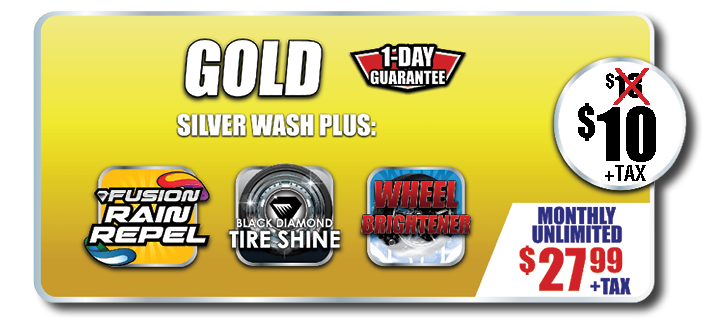 Gold Wash Package