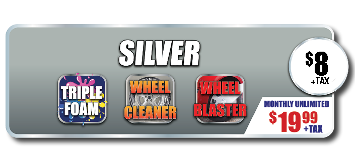 Silver Wash Package